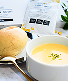 BREAD & SOUPパンとスープセット